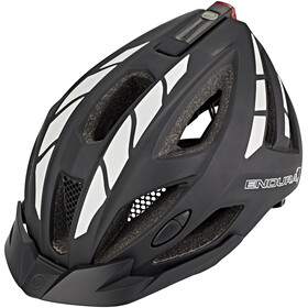 Endura Luminite Helmet black/reflective